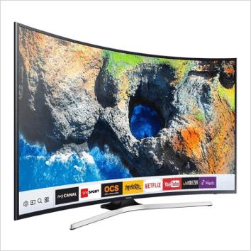 Télévision LED Samsung eu49mu6292