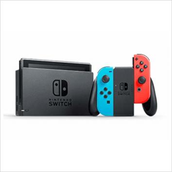 Nintendo Switch : console de jeux vidéos