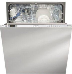 Indésit edifp68b1aeu - Lave-vaisselle tout encastrable - 13 couverts - 46dB - A+ - Larg. 59,5cm