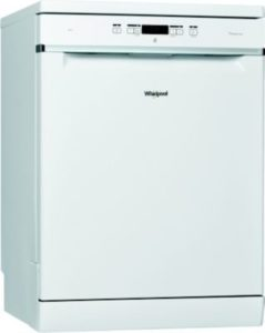 Lave vaisselle 60 cm Whirlpool WFC 3C26P Blanc