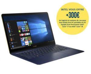 PC Portable Asus ZenBook 3 ux490ua-be032t