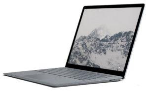 Microsoft Surface Laptop Ordinateur Portable 13.5